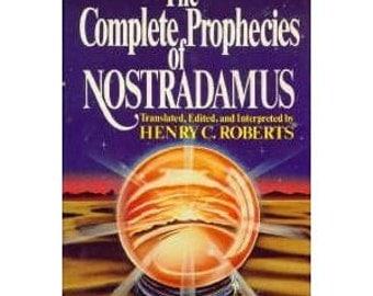 complete prophecies of nostradamus pdf