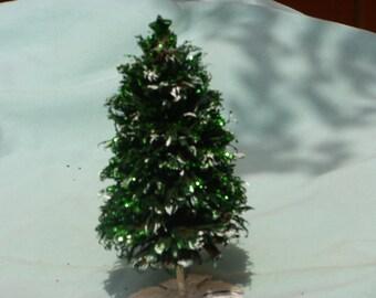 mini christmas tree etsy - Real Mini Christmas Tree