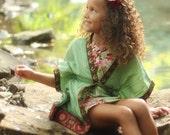 Juliette Dress PDF Pattern Tutorial, all Sizes 2-10 years included