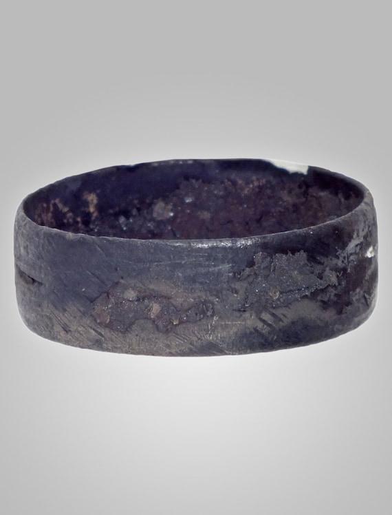 Ancient Roman Wedding Ring Size 7 3 4 1st 3rd Century
