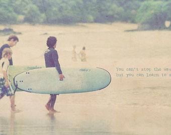 Blue Surf, Surf Boys, Surfer Boys, Surf Photograph, Surf Wall Art, Surfer Wall Art, Surf Gift, Surf Inspiration, Surfing Photo, Surf Decor