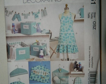 McCall's Home Decorating Pattern - Uncut