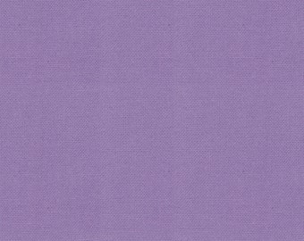 30's Hyacinth 9900-66- Bella Solid by Moda Fabrics - 1 yard