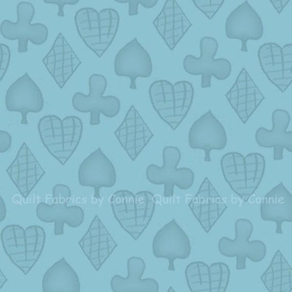 Alice in Wonderland Fabric Collection 21510Q - 1 Yard