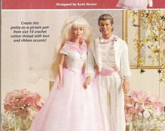 Crochet Pattern Crochet Barbie Doll Clothes Pattern Ken Doll Clothes pattern