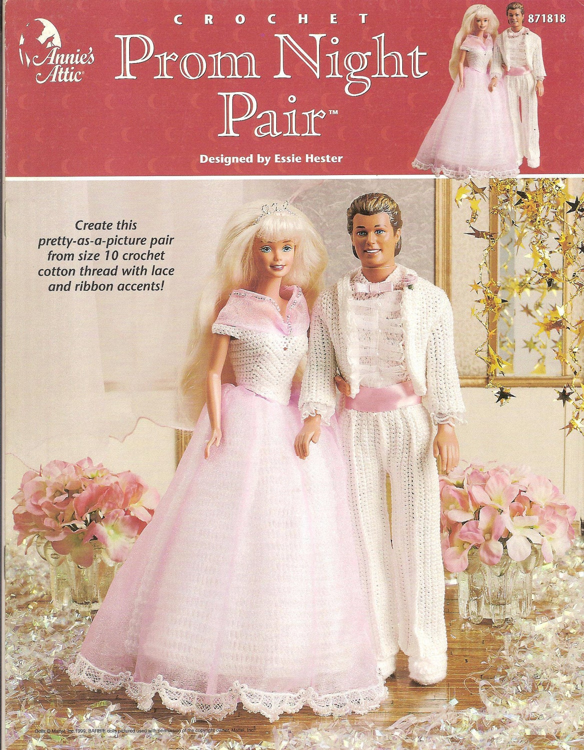 This is a photo of Fabulous Ken Doll Patterns
