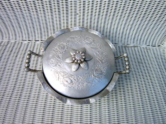 Vintage Everlast Aluminum Casserole Holder