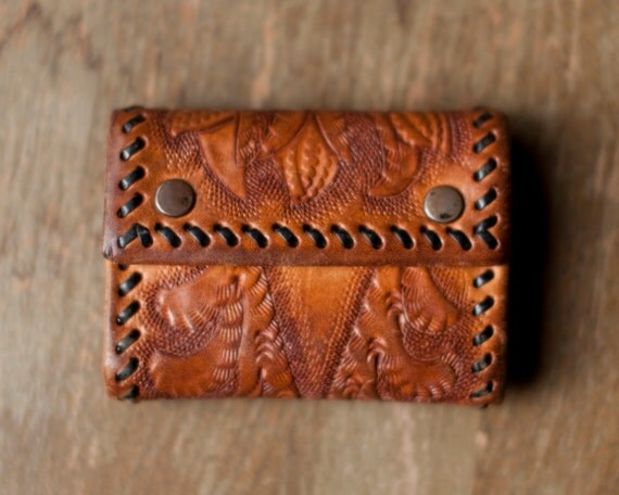 Slick Leather Key Holder
