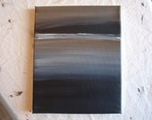 ORIGINAL Abstract Painting on Canvas...REFLECTIVE