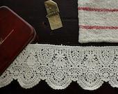 LC29,Cotton Pretty lace - 80mm,1YD
