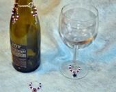 Red, White, Blue Bottle Bracelet