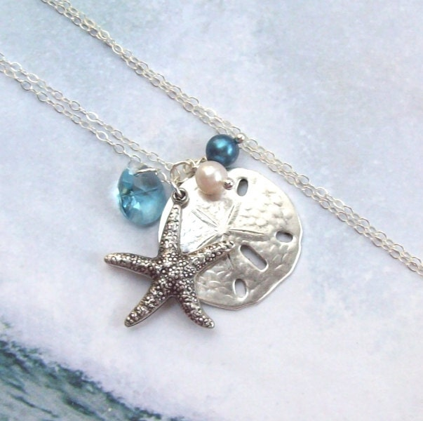 Starfish Necklace Sand Dollar Necklace Tropical Necklace. Graff Diamond Earrings. Dangle Bracelet. Tanzanite Bracelet. Male Bracelet. Beads Usa Online. Dysautonomia Bracelet. Rhodium Bracelet. Cheap Diamond Stud Earrings