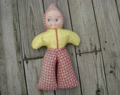 Mid Century Kewpie Doll Style Carnival Prize