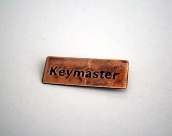 Keymaster - Copper Pin