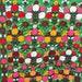 Vintage Uzbek Embroidered Suzani Textile Wall Hanging Uber Kuchi