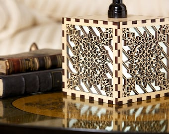 Abstract Star design hanging lamp