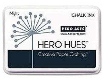 Hero Arts Night Black Ink  AF186