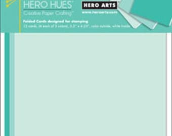 Hero Arts Pool Mixed Folded Cards PS639