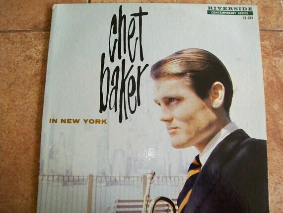 Vinly 33 Record - Chet Baker: In New York