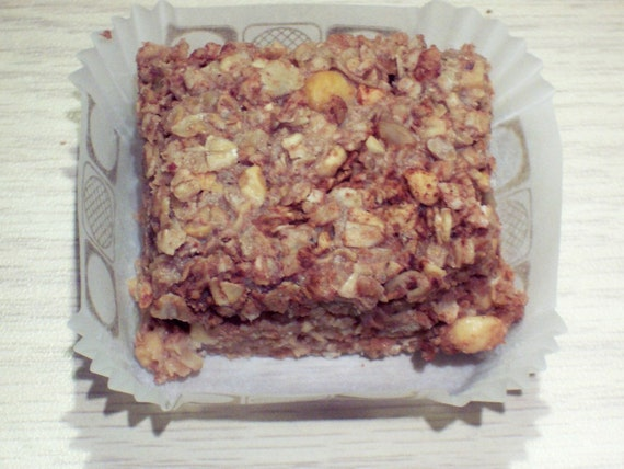 30 Why Weight? Weight Loss Bars APPLE NUT BARS with Acai Berries, Garcinia Cambogia Fruit Pulp Hemp OIl