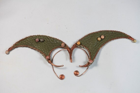 Jasper Earth Faery Ears