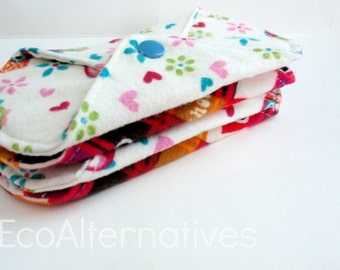 Little Bitty Liners Reusable Cloth Set of 4