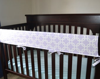 Crib Guard -- 1pc Custom Crib Rail Teething Guard for Baby/Toddler