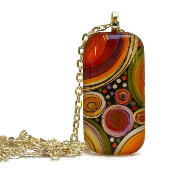 Glass Tile Jewelry Tile Jewelry Multicolor