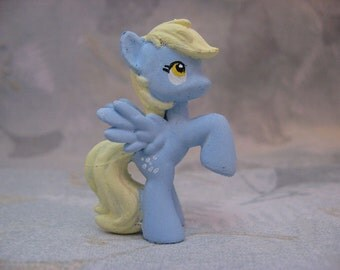 Derpy Hooves/ Ditzy Do blind bag custom from My Little Pony FIM