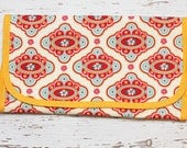 Portable Changing Pad- Moda Domestic Bliss Cream at the Table