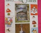 Simplicity 4371, Christmas decorations, holidays, snowmen