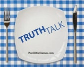 Instant Download- Truth Talk  - Printable Cards