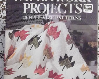 Patchwork Projects Pattern Book
