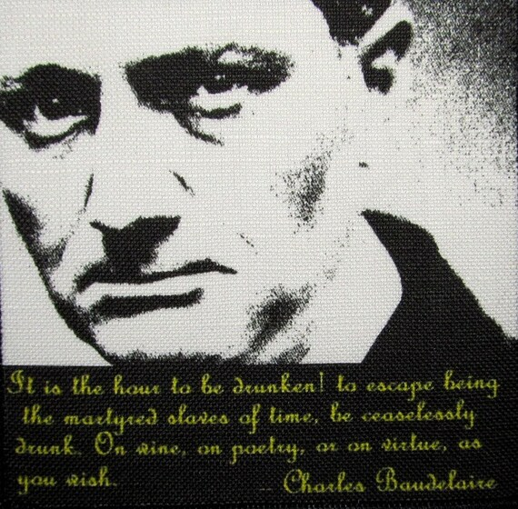 Baudelaire Quotes Beauty Charles Baudelaire Quote