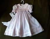 Hand Smocked Girls Dresses  ......Little Kisses.....By The My Collection 2