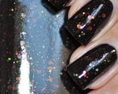 Jinx Black Jelly Nail Polish 15ml (.5oz)