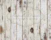 NEW ITEM 8ft x 6ft VINYL Photography Backdrop / Worn Wood