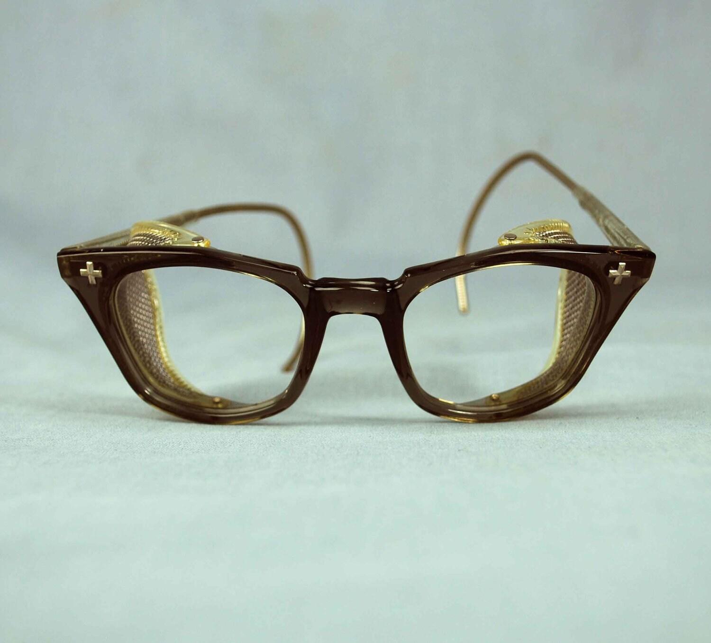 Safety Glasses Vintage 16