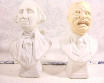 2 Presidential Avon Bottles
