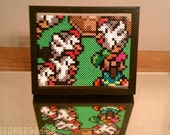 """Cuckoo Attack - The Legend of Zelda Framed Screenshot - 5""""x7"""" - Proceeds go to Child's Play Charity"""