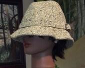 Tweed Lock and Company Sherlock Holmes Hat Sz 7 Folds