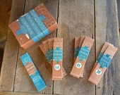 Eagle Turquoise Drawing Leads 1935 - Partial Box Set
