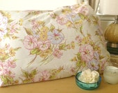 Vintage Light and Bold King Size Pillowcase