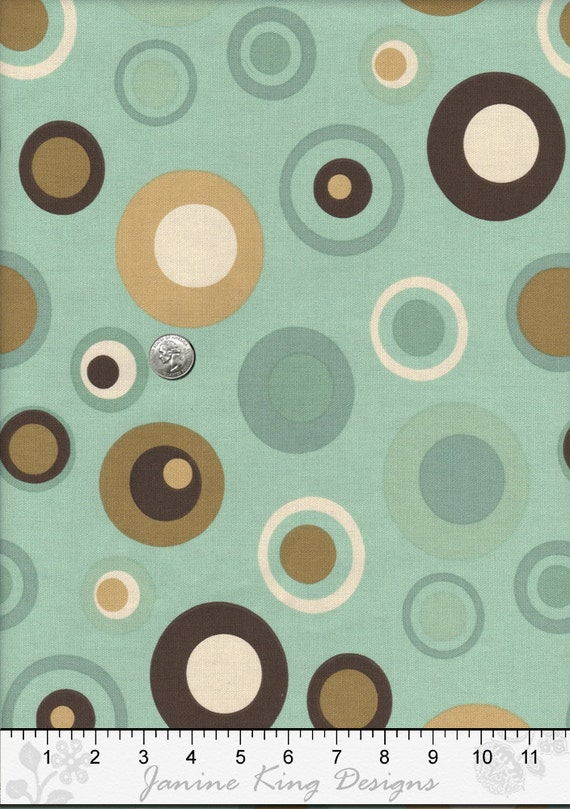 Modern upholstery fabric by the yard galaxy spa retro aqua for Galaxy headliner material