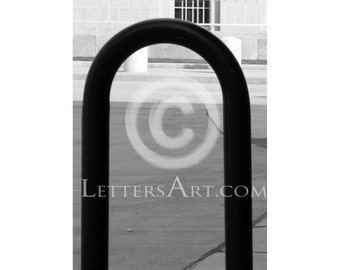 ONLY  1.99 INSTANT Letter Art - 4x6 individual photo download - printable  digital image - alphabet, nature, architectural. Letter N - N1