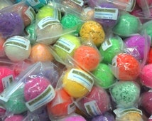 Bath Bomb Gift - 6 Extra Large All Natural Bath Bomb Fizzys - Co-Workers, Teachers, Friends