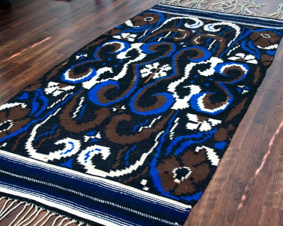 Southwestern Poncho Rug Wall Hanging Tapestry