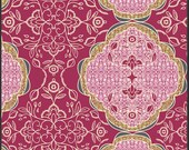 Art Gallery Fabric - Lacis Spiceberry - Berry - LillyBelle Collection by Bari J.