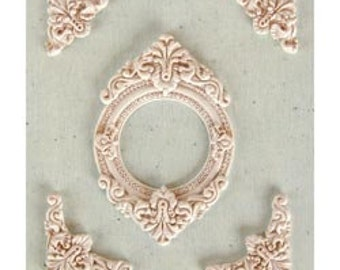 in STOCK Prima MARVELLE Shabby Chic Resin Treasures - just released cha summer 2012