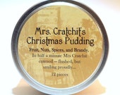 Scratch & Dent Sale! - Mrs. Cratchit's Christmas Pudding by Confounding Confections - All Natural Hard Candy